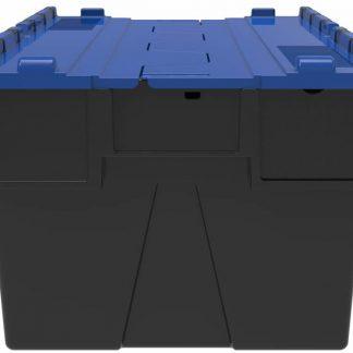 600x400x310 alc Black - Blue Lid