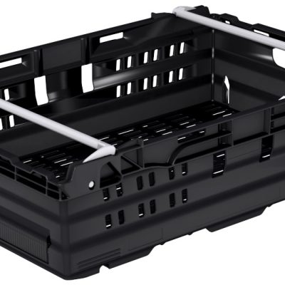 400x300x180 Black – Bale Arm Crate