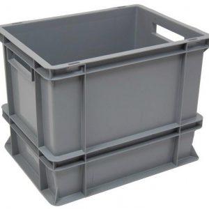 400x300x320 Eurobox Solid