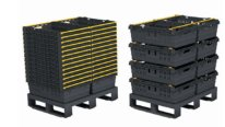 Bale Arm Crates - Maxinest