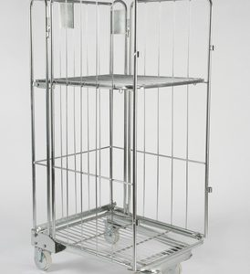 3 sided roll cage