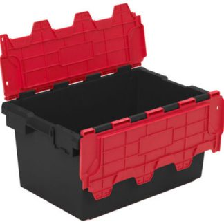 600.400.300 Black - Red Lids