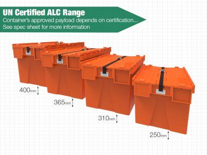 Un Certified ALC Range