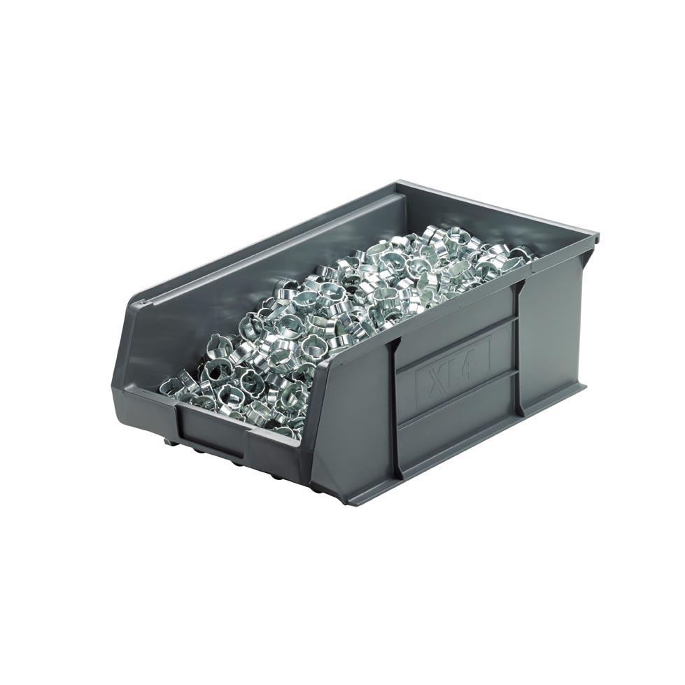 Eco 4 Small Parts Storage Bin 355 L X 200 W X 125mm H